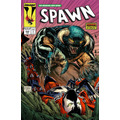 Spawn 222 Mcfarlane Homenageia Venom Capa Clássica Anos 80