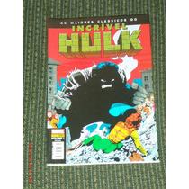 Hulk - Os Maiores Clássicos Vol. 1 - Panini