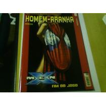 Revista Homem-aranha N°8 Marvel Millennium