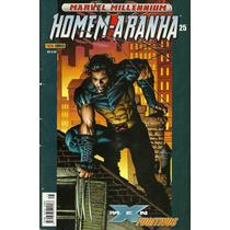 Homem-aranha Marvel Millennium 25 Panini - Bonellihq Cx 89