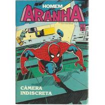 Gibi Homem Aranha Nº 68 Ed. Abril