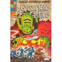 Coleção Histórica Marvel #02 - Quarteto Fantástico