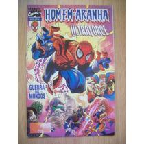 Hq Gibi Homem-aranha Ultraforce Especial Guerra Dos Mundos