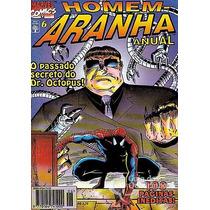 Hq - Homem Aranha Anual Nº 6 Ano 1993