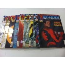Coleção Gibi Homem Aranha Ano 1 - 2002 Marvel Comics