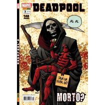 Deadpool Nro 3