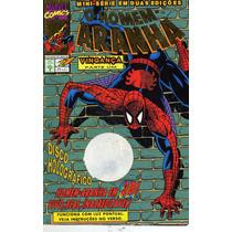 O Homem Aranha - Vingança - Mini Série 02 Edições - Ed Abril