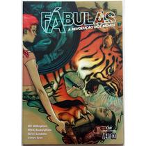 Hq-fabulas:a Revolução Dos Bichos:vertigo-devir Livraria