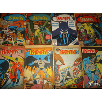 Batman Bi Nº 02 2ª Série Editora Ebal - P/b Dc Comics