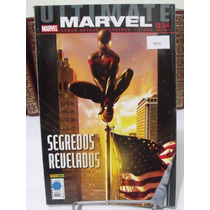 Hq - Ultimate Marvel Nº34 - Segredos Revelados