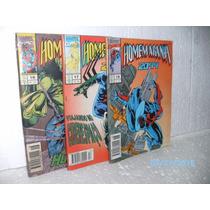 3 Hqs Gibi Homem Aranha 2099 Nº 16-17-18 Ed.abril-produto Fj
