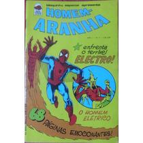 Homem-aranha Nº 4 - Bloch - 1975