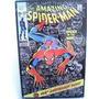 Placa Marvel Homem Aranha Metalizada Alto Relevo Spider Man