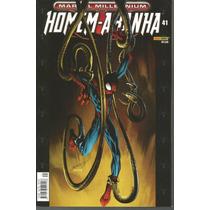 Homem-aranha Marvel Millennium 41 Panini - Bonellihq Cx 189