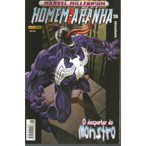 Homem-aranha Marvel Millennium 26 Panini - Bonellihq Cx 188