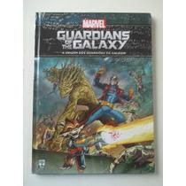 Guardiões Da Galáxia - Livro Da Marvel - Lacrado!!!!