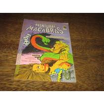 Aventuras Macabras Nº 18 Ano:1977 Editora Bloch