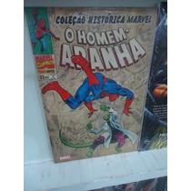 Coleção Histórica Homem-aranha Volume 03 Novo E Lacrado