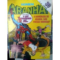 Gibi Homem Aranha Nº 10 Original Abril Ótimo A