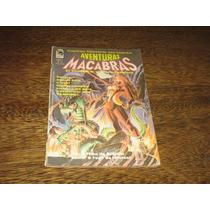 Aventuras Macabras Nº 6 Ano:1977 Editora Bloch