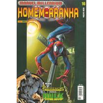 Homem-aranha Marvel Millennium 16 Panini - Bonellihq Cx 188