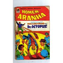 Homem-aranha Nº 6 - Editora Bloch - Anos 70
