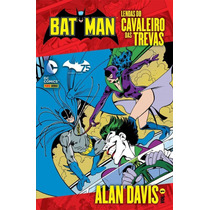Batman: Lendas Do Cavaleiro Das Trevas - Alan Davis Vol 1