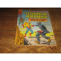 Homem Aranha 1ª Série Nº 16 Julho/1970 Editora Ebal Original