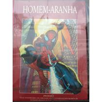 Livro Oficial Marvel Vermelha - Homem Aranha Ed. 02
