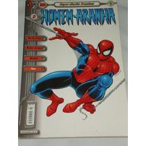Homem- Aranha Nº 2 Premium. Thor. Várias Histórias. Novo