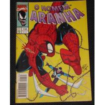 Hqs Homem Aranha Nº 135 E 137 - Ed. Abril - 1994