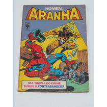 Gibi O Homem-aranha Nº 25 Ed. Abril 1985
