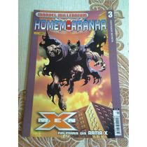 Marvel Millennium Homem-aranha Nº 3 - Ótimo!! Baú Comic Shop