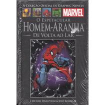 Coleção Graphic Novels N* 01 O Espetacular Homem Aranha