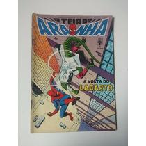 A Teia Do Aranha Nº9 - Ed Abril 1990