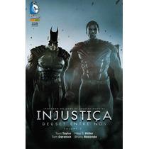 Injustiça Deuses Entre Nós - Volume 2 - Panini (lacrada)