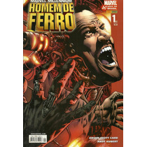 Homem De Ferro Marvel Millennium #1 - Panini - Bonellihq