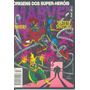 Origens Dos Super-heróis Marvel Nº 3 - Homem-aranha - 1995