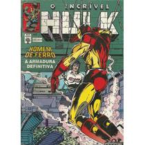 Gibi O Incrivel Hulk #107 - Abril - Usado - Bonellihq