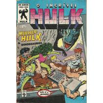 Gibi O Incrivel Hulk #114 - Abril - Usado - Bonellihq