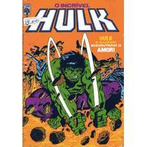 O Incrível Hulk Nº16 Hulk E Banner Encontram O Amor Ed Abril