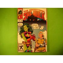 Cx L 92 Mangá Hq Dc Raridade The Sensational She Hulk 42