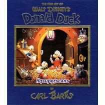 Hq O Melhor Da Disney + Livro Carl Bark Compl. 41 Vol. Scans