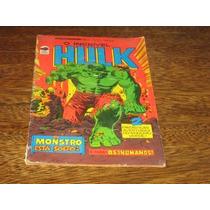 O Incrível Hulk Ano 1 Nº 2 Março/1975 Editora Bloch