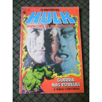 Hulk N.27 Ed. Abril Ultima Pg Dicionario Marvel Encartada !