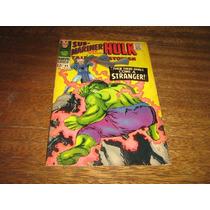 Hulk E Namor (tales To Astonish) Nº 89 Março/1967 Inglês