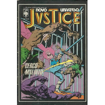 Gibi Novo Universo Justice #02 - Abril - Usado - Bonellihq