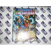 Especial Mundos Em Guerra Mini-série Em 2 Ed Editora Abril