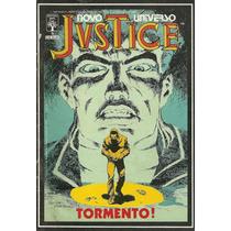 Gibi Novo Universo Justice #09 - Abril - Usado - Bonellihq