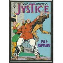 Gibi Novo Universo Justice #10 - Abril - Usado - Bonellihq